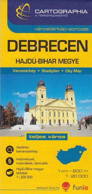 Debrecen 1:20.000