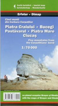 Carpathian Bend-karpath.5 Mts. 1:70.000