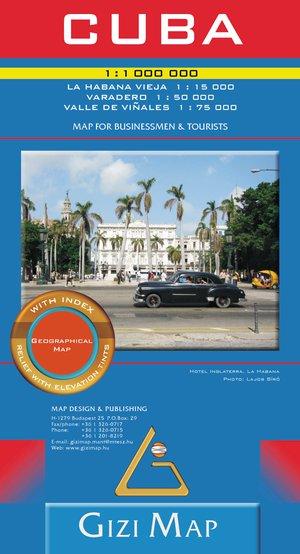 Cuba Geografical