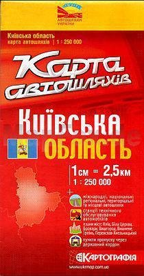 Kiev Oblast (Київська область)