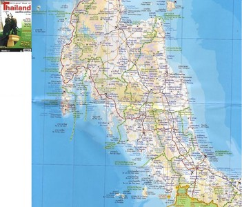 Thailand Mini Map Thinknet