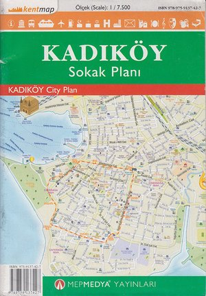 Kadikoy / Istanbul 1:7.500 Mepmedya