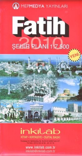 Fatih 1/7,5m Istanbul Stadsdeel