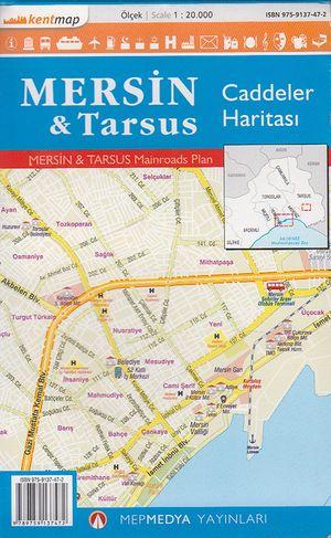Mersin & Tarsus 1:20.000