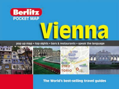 Wenen berlitz pocket map