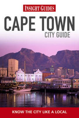 Insight Guides City Guide Cape Town