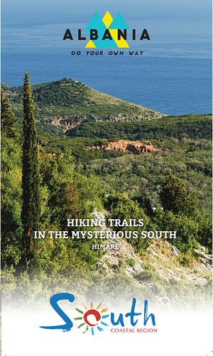 Himare hiking trails