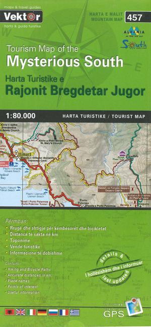 Rajonit Bregdetar Jugor - Mysterious South