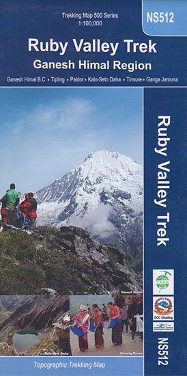 Ns512 Ruby Valley Trek-ganesh Himal