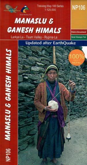 NP106 Manaslu & Ganesh Himals
