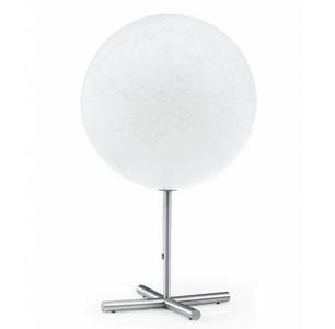 Globe Lamp 30cm Wit Bureaulamp