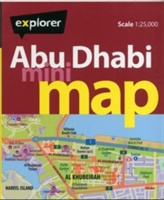 Abu Dhabi Mini Map