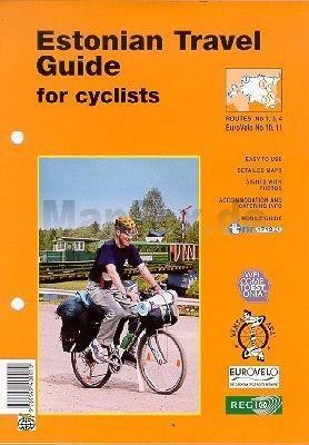 Estonian Travel Guide For Cyclists 1/650