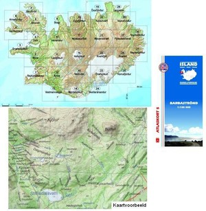 Atlaskort 5 Bardaströnd