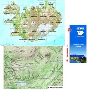 Atlaskort 10 Vatnsdalur