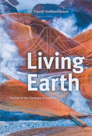 Living Earth - Geology Iceland Forlagid