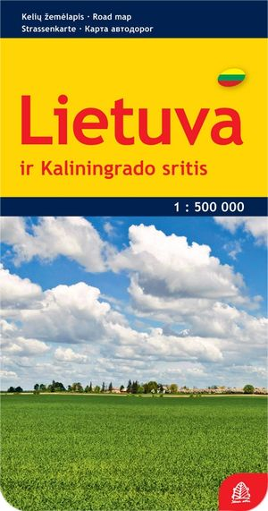 Lithuania (lietuva) And Kaliningrad