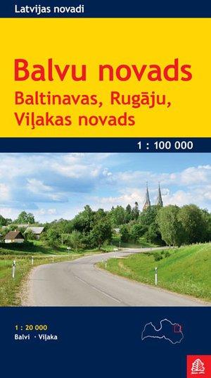 Balvi, Baltinava, Rugaji, Vilaka
