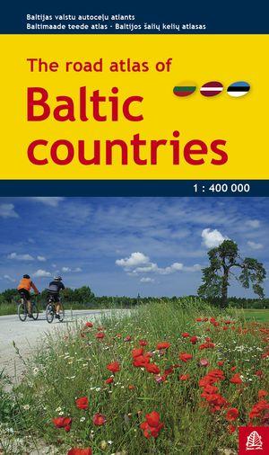 Baltische Staten atlas spir. Kaliningrad region