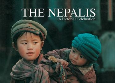 The Nepalis , A Pictoral Celebration