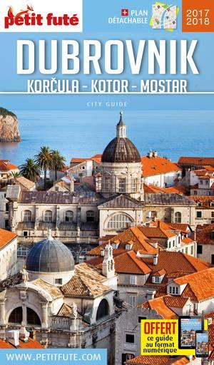 Dubrovnik 17 +stadsplan