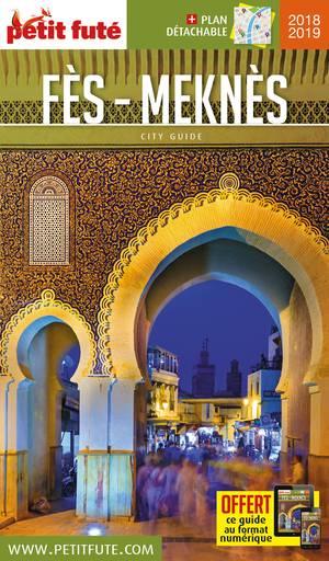 Fes / Meknes 18-19 +plan de ville