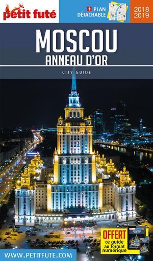 Moscou 18-19 Anneau d'Or +plan