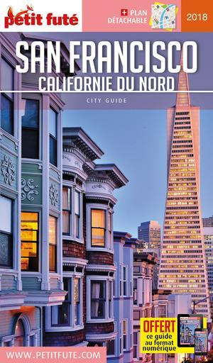 San Francisco 18 Californie du Nord + plan