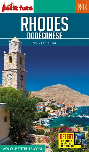 Rhodes - Dodécanèse 18-19