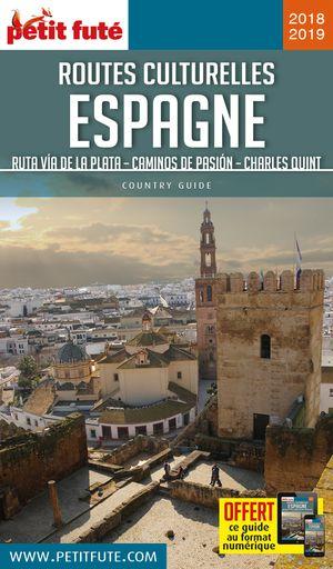 Espagne - Routes Culturelles d'Espagne 18-19