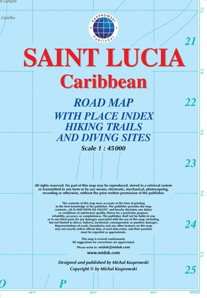 Saint Lucia - Caribbean