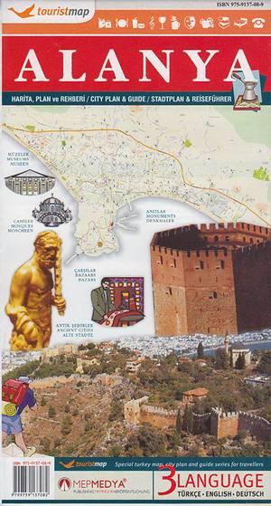 Alanya City Plan & Guide Mepmedya