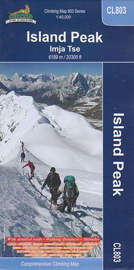 Cl803 Island Peak - Imja Tse 1:30k Nepa