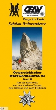 Www.02/ii Zentralalpenweg Ost Oeav