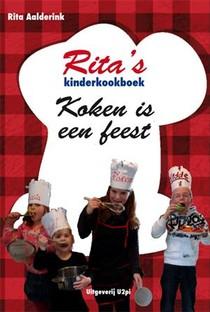 Rita´s kinderkookboek Koken is een feest