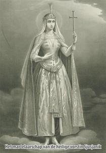 Het martelaarschap van de heilige vorstin Sjusjanik
