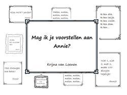 Mag ik je voorstellen aan Annie?