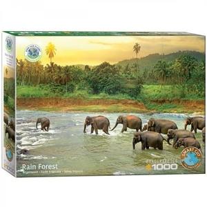 Eurographics rain forest puzzel 1000st