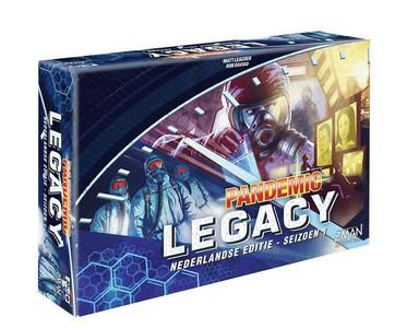 Pandemic legacy blue seizoen 1 nl editie