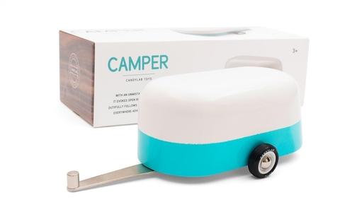 Candylab camper blue