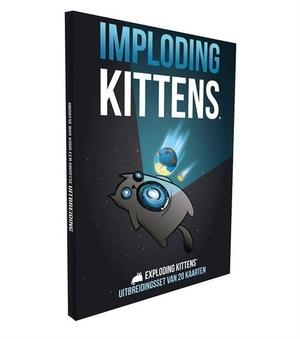 Imploding kittens -nl- uitbreiding