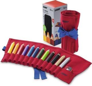 3plus kleurpotlodenrol 12st