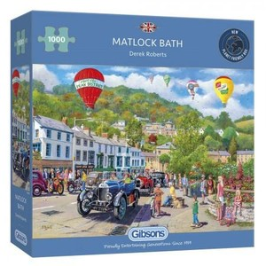 Gibsons matlock bath puzzel 1000st
