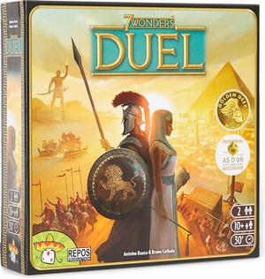7 wonders het duel