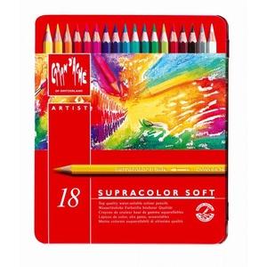 Supracolor soft 18 potloden caran d'ache