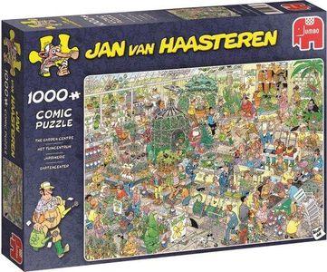 Jan van haasteren  het tuincentrum puzzel 1000 st