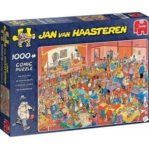 Jan van haasteren goochelbeurs 1000st   puzzel