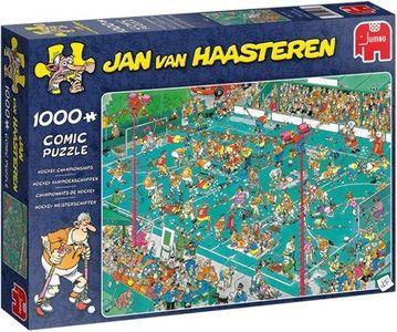 Puzzel jan van haasteren hockey kampioenschappen 1000st