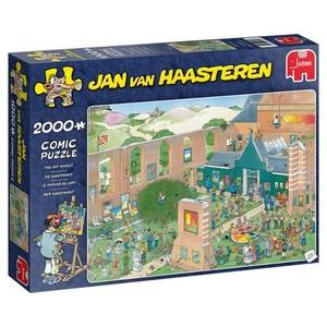 Jan van haasteren  art market 2000 st  jvh puzzel