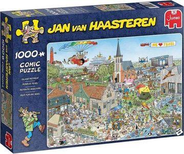 Jan van haasteren - rondje texel-  puzzel 1000st